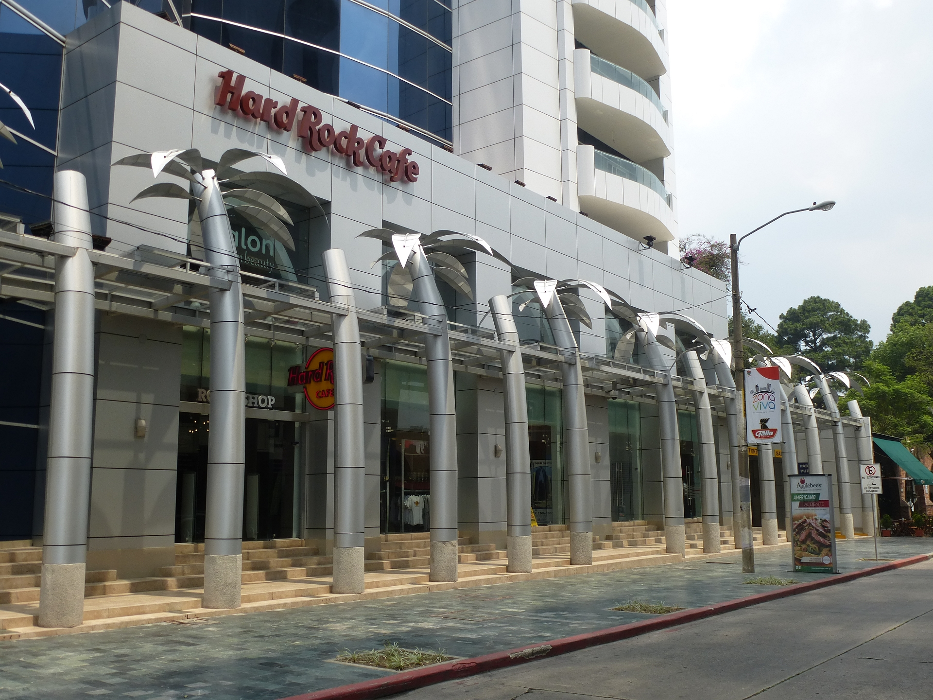 Hard Rock Cafe Guatemala City