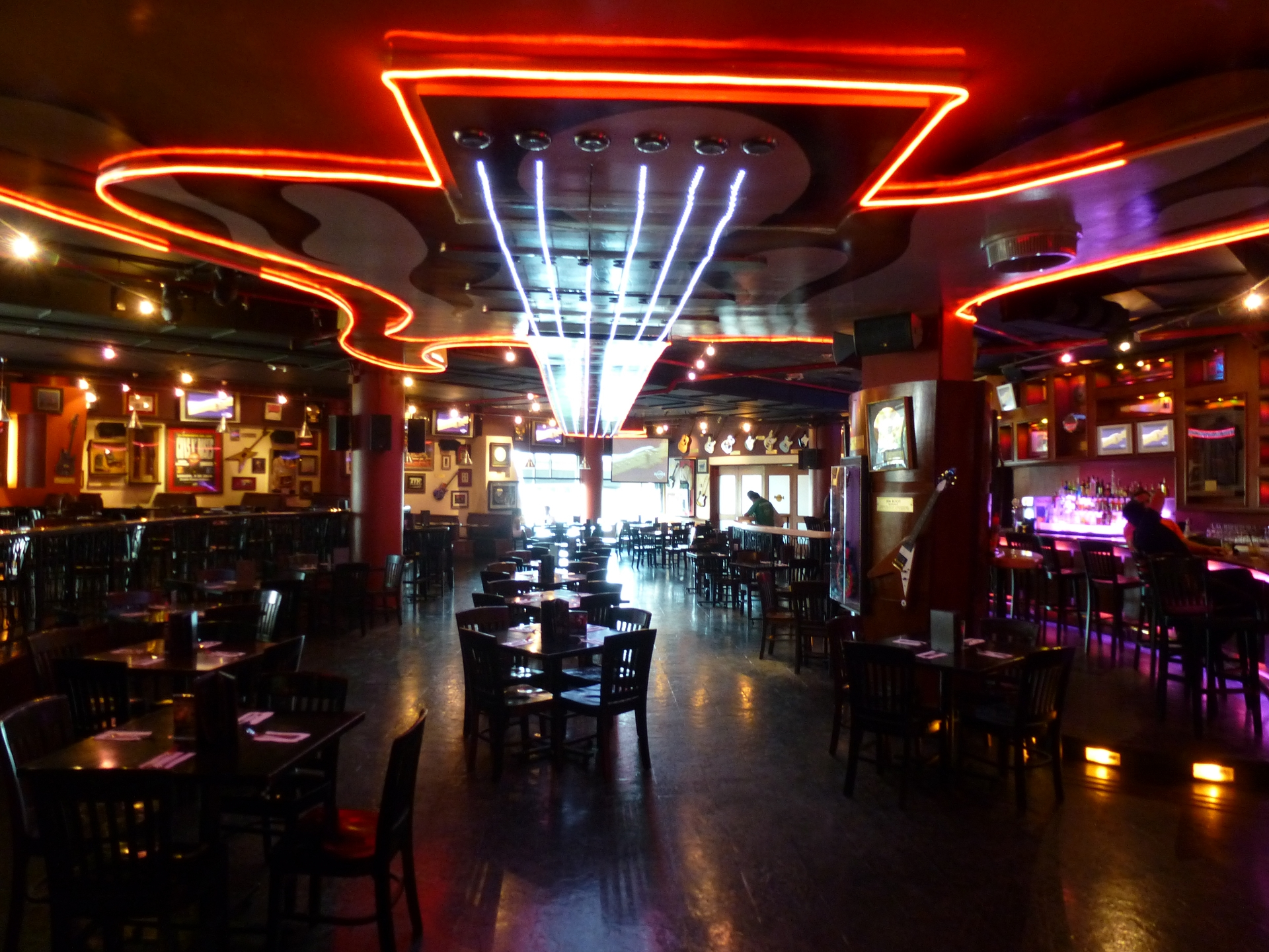 Hard Rock Cafe Panama City