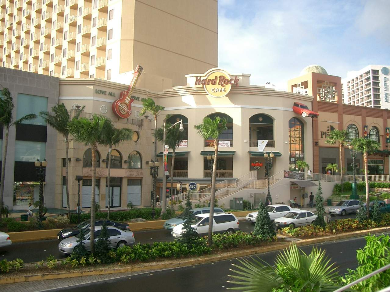 Is There A Hard Rock Cafe In Guam