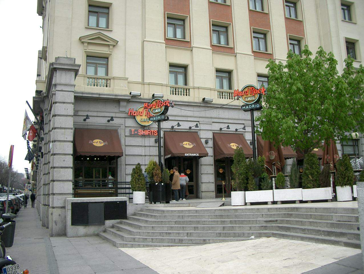 Hard Rock Cafe Zaragoza Spain